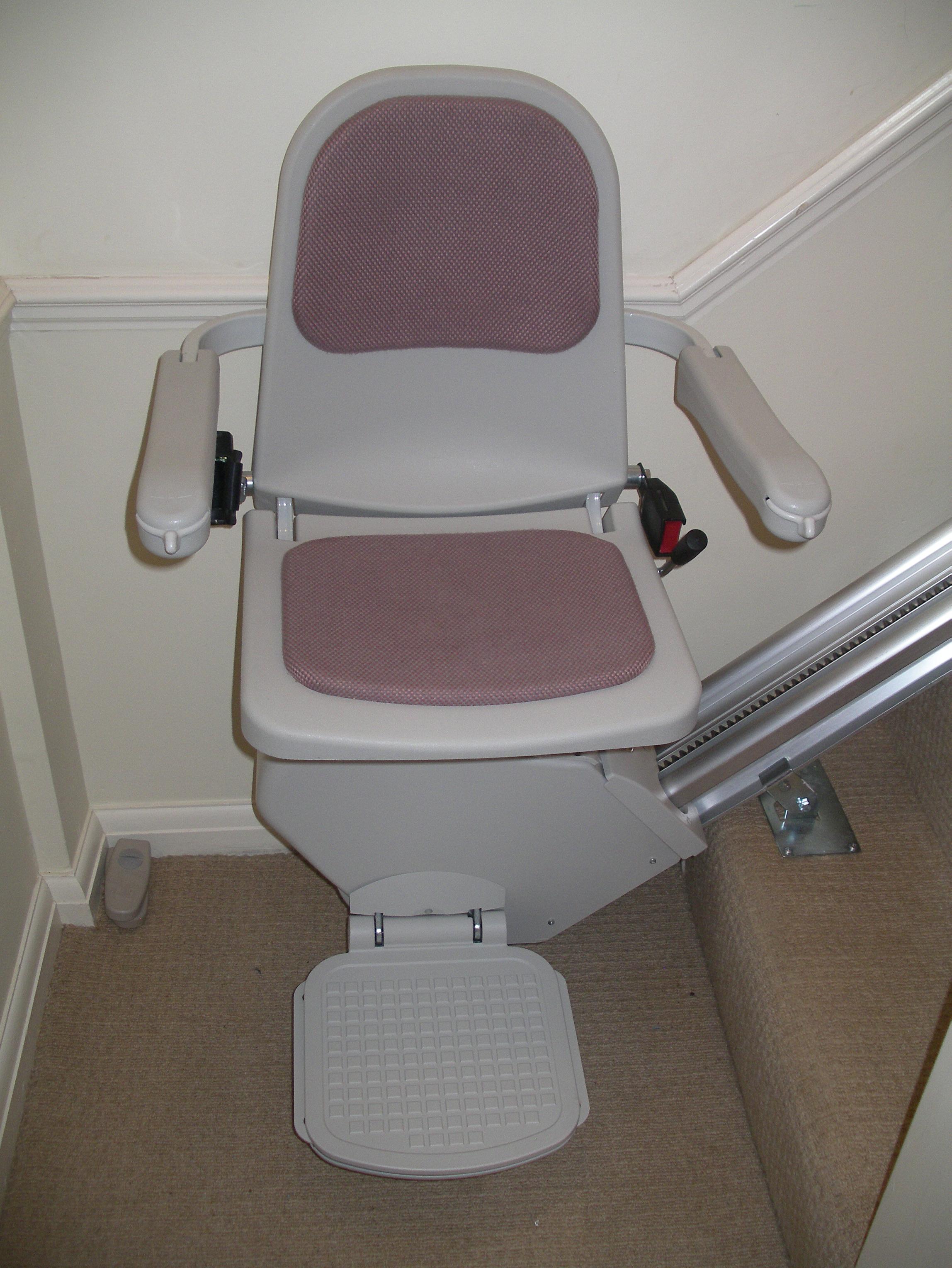 Great British Stairlifts Reconditioned Stairlift West Sussex