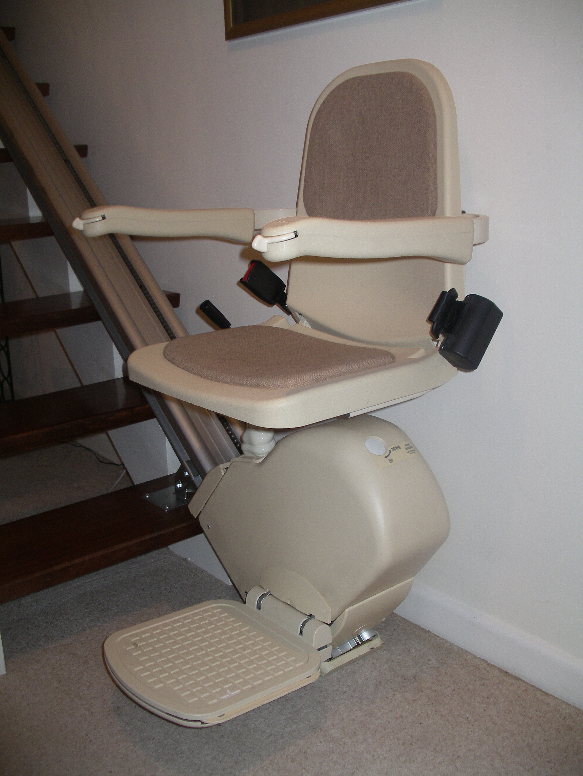 Great British Stairlifts New Brooks Stairlift Braintree Essex